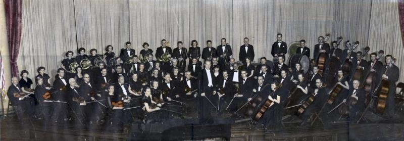 Williamsport Symphony Orchestra | Some WSO History